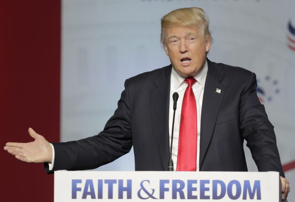 trump faith